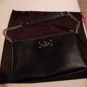 Perfect sized evening party purse - Kate Spade